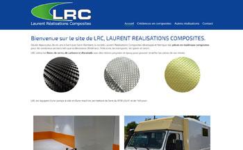Fabrication en matières composites